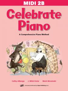 Celebrate Piano 2B MIDI Files