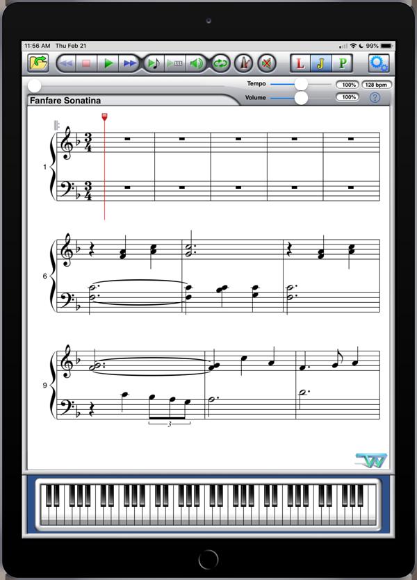 Celebrate Piano 3 MIDI Files