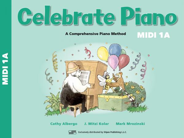Celebrate Piano MIDI 1A Cover