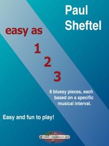 Easy as 1-2-3 by Paul Sheftel