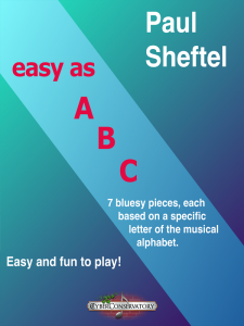 Easy as ABC by Paul Sheftel-Cover