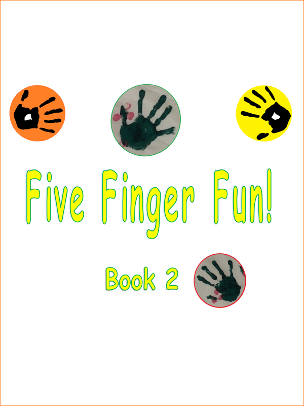 Five Finger Fun Book 2 Cover