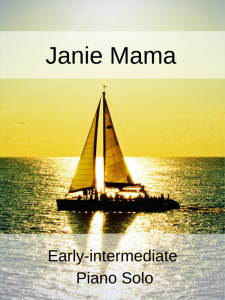 Janie Mama arr. by Doreen Hall Cover
