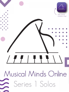 Musical Minds Online Series 1 Cover