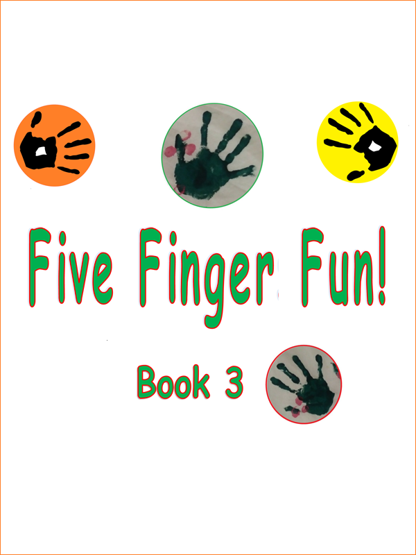 Five Finger Fun Book 3 Cover