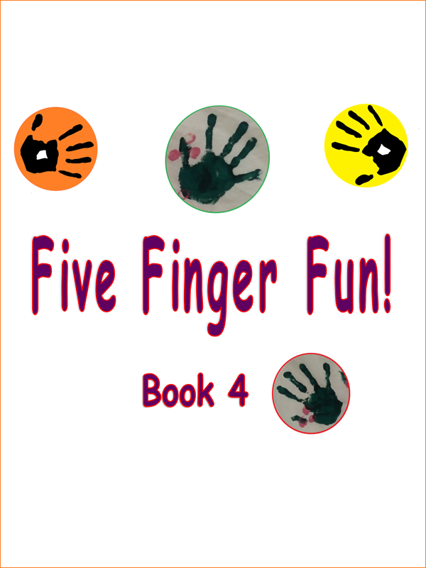 Five Finger Fun Book 4 Cover