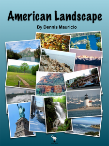 American Landscape - Dennis Mauricio-Cover