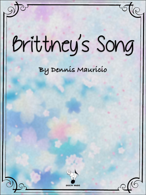Brittney's Song by Dennis Mauricio-Cover