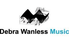 Debra Wanless Music Logo