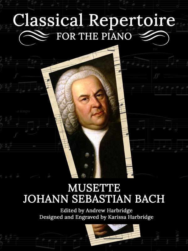 Musette by Johann Sebastian Bach Cover
