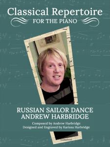 Russian Sailor Dance by Andrew Harbridge Cover