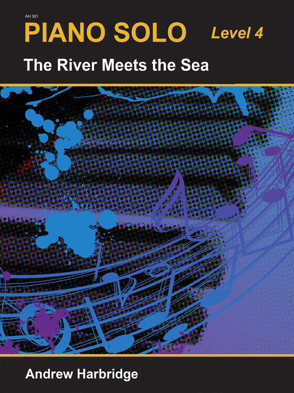 The River Meets the Sea by Andrew Harbridge Cover