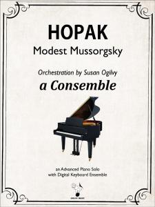 Hopak by Mussorgsky-Ogilvy Cover