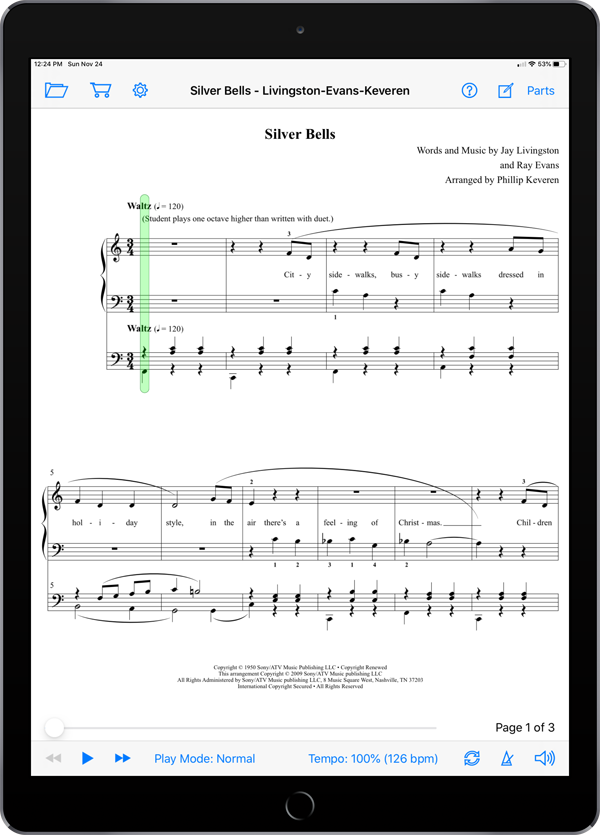 More Christmas Piano Solos Level 2