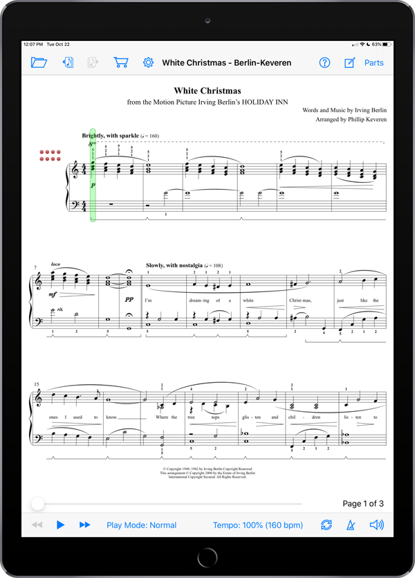 More Christmas Piano Solos Level 5
