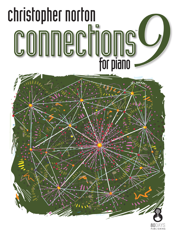 Christopher Norton Connections for Piano 9 Cover