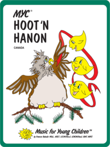 Hoot 'n Hanon - Canada Cover