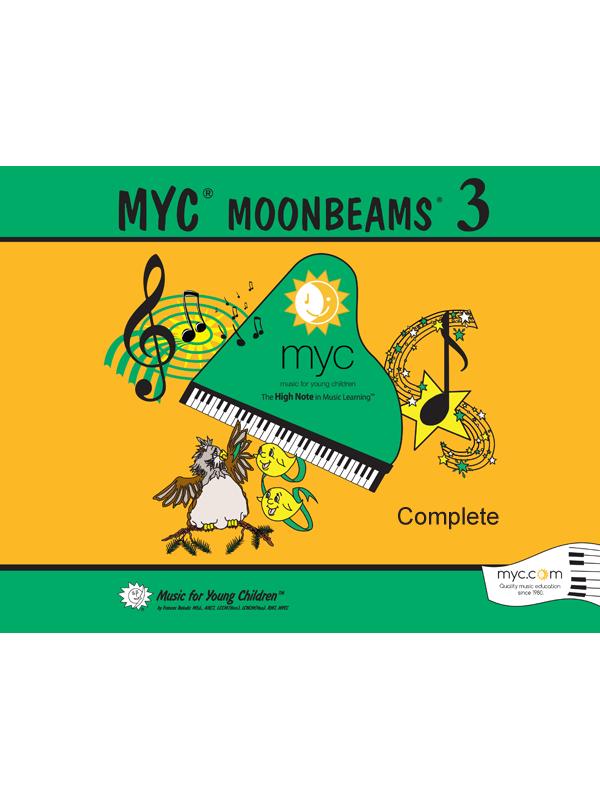 MYC Moonbeams 3 Complete Cover