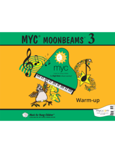 MYC Moonbeams 3 Warm-up Cover