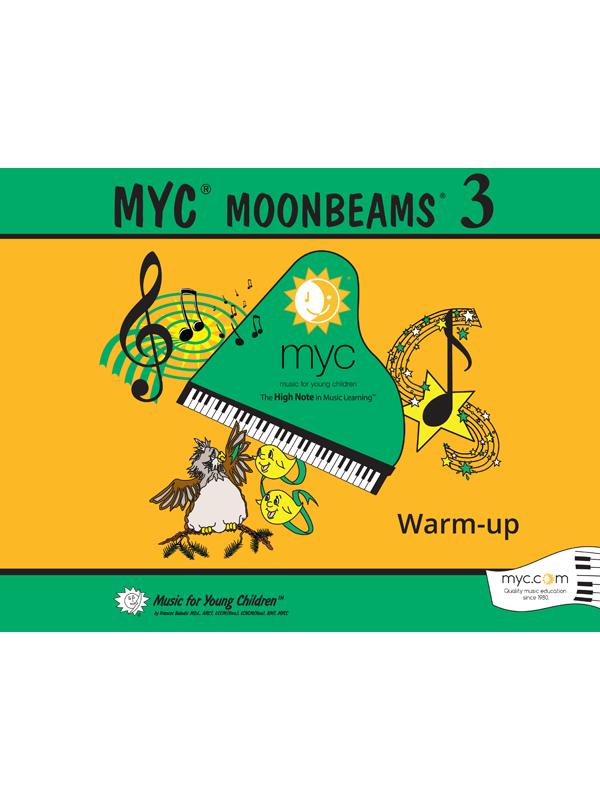 MYC Moonbeams 3 Warm-up Cover