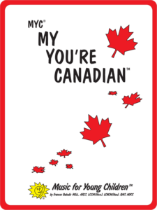 My You're Canadian Cover