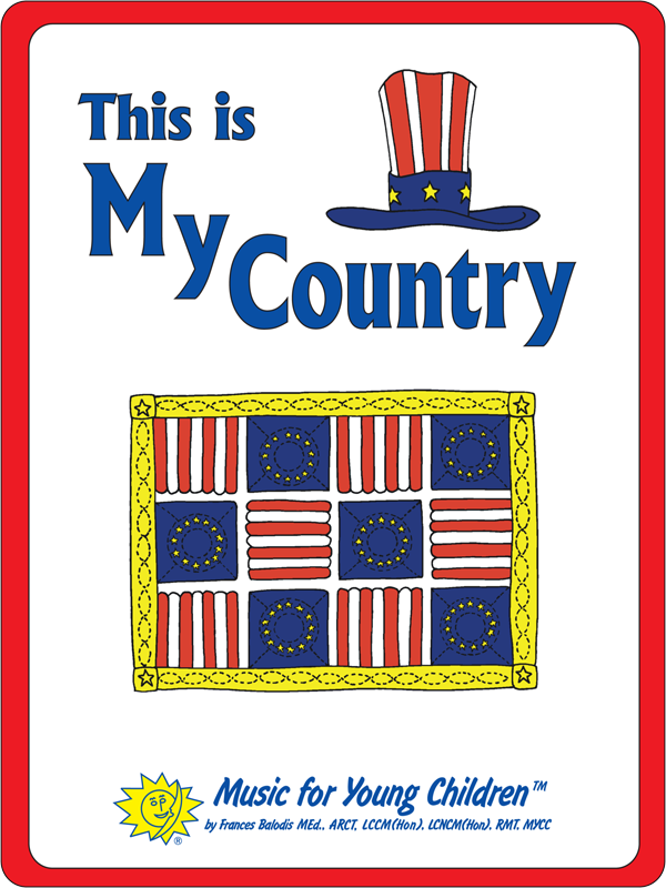 This is My Country Cover