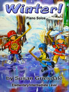 Winter! by Susan Griesdale Cover