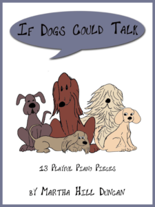 If Dogs Could Talk by Martha Hill Duncan Cover