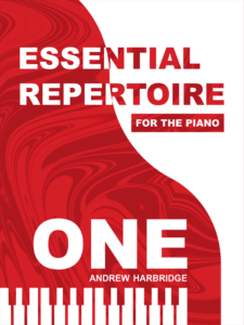 Essential Repertoire for the Piano ONE Cover