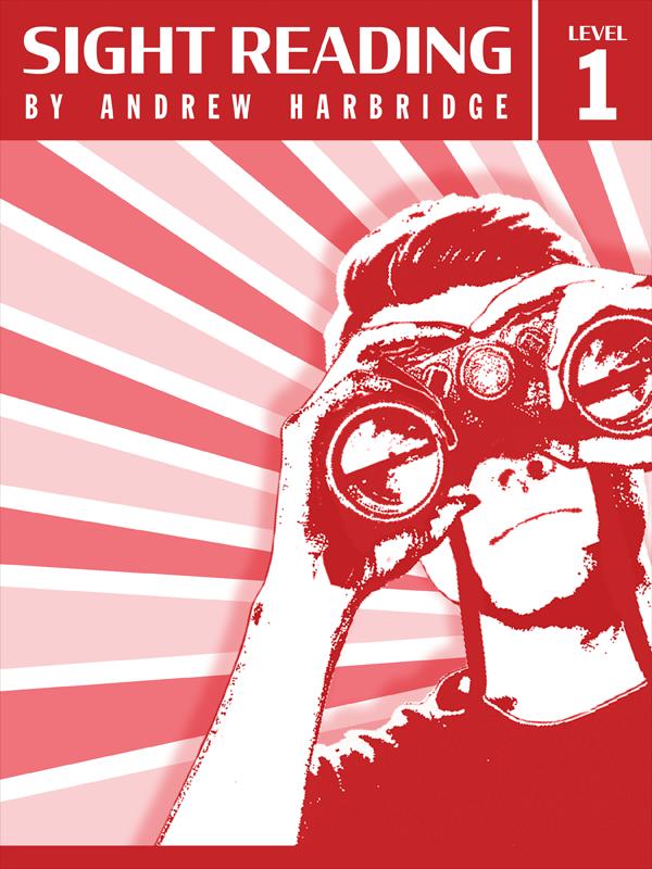 Sight Reading Level 1 - Andrew Harbridge Cover
