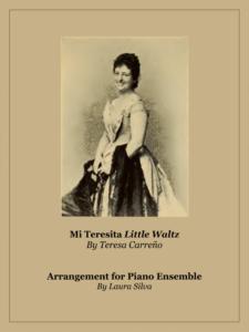 Mi Teresita (Little Waltz) - Carreño-Silva Cover