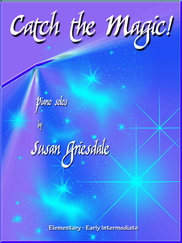 Catch the Magic by Susan Griesdale Cover