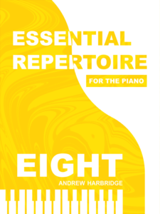 Essential Repertoire for the Piano EIGHT Cover