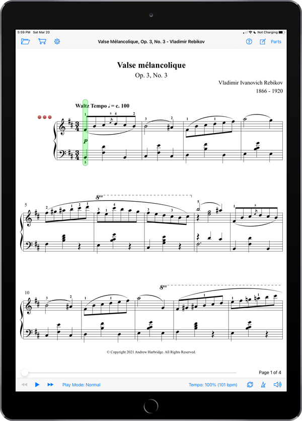 Essential Repertoire for the Piano EIGHT