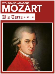 Alla Turca, K. 331-III by Wolfgang Amadeus Mozart Cover