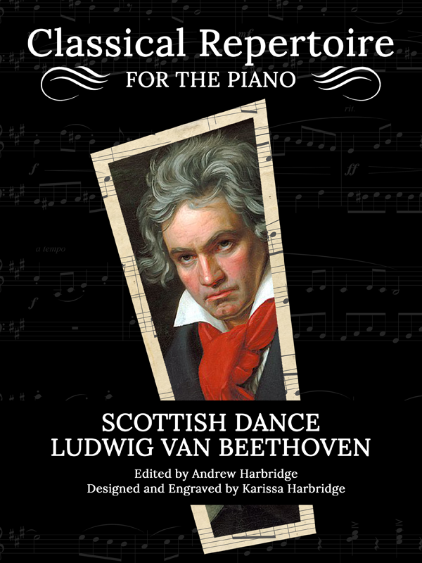 Scottish Dance by Ludwig van Beethoven Cover